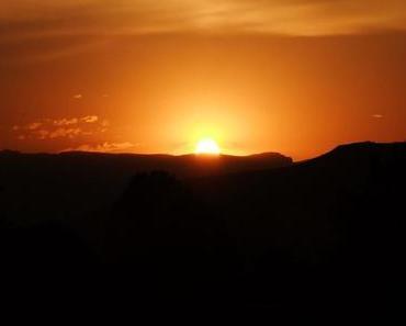 Rauf auf die Drakensberge