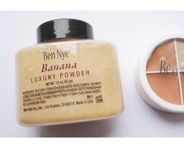Meine MAKEUP PRO Bestellung (Ben Nye Banana Powder, Concealer Wheel..)