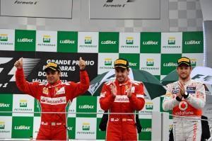 Formel 1: GP von Brasilien 2012 – Vettel sichert im Regenchaos den Titel ab!