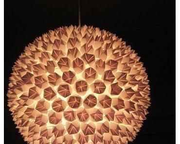 DIY: IKEA Lampe verschönern