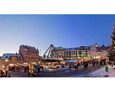 Mariazeller Advent – Österreichs größter traditioneller Christkindlmarkt öffnet seine Pforten