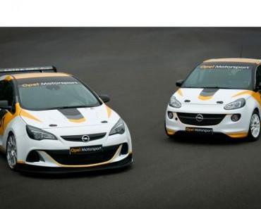 Opel zurück im Motorsport