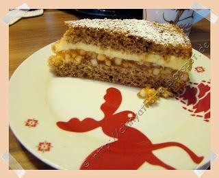 Rezept: Lebkuchen-Kuchen