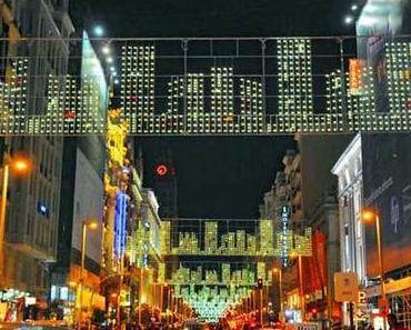 Weihnachten mit Kindern in Madrid