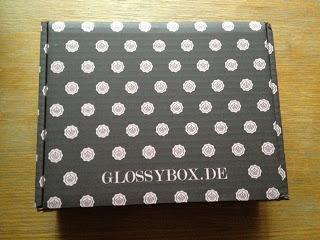 Meine erste Glossybox und das 5. Türchen