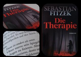 Schmökern: Die Therapie von Sebastian Fitzek