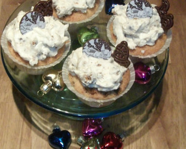 Lebkuchen Cupcakes
