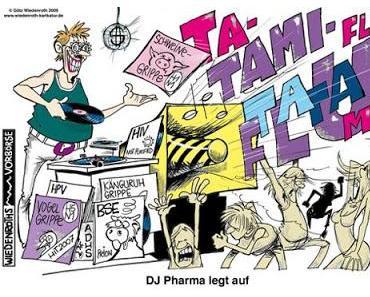 Die Pharmalobby präsentiert den Hit 2012: Die Augengrippe