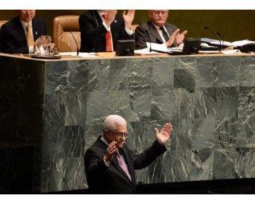 Riskante Strategie für Palästina