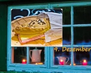Weihnachtsmarktfutter: Heisse Seelen – Schinken und Käse