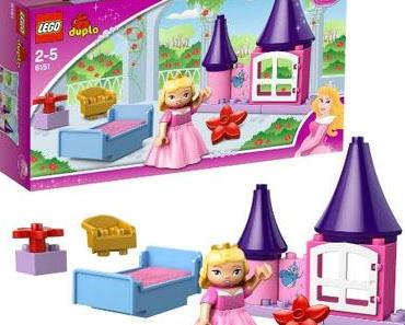Lego Duplo für kleine Prinzessinnen – Dornröschen im Turmgemach