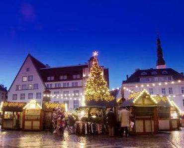 Weihnachten in Tallinn