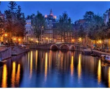 Weihnachten in Amsterdam