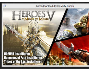 Heroes of Might and Magic V – nur heute kostenlos