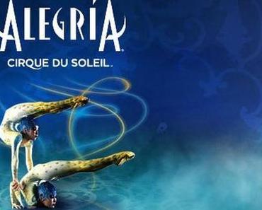 Cirque du Soleil kehrt mit 'Alegría' nach Barcelona zurück
