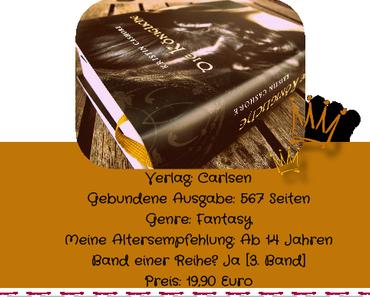 """Rezension: """"Die Königliche"""" - Kristin Cashore"""
