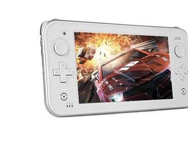 JXD S7300 - Gaming Tablet mit Android Jelly Bean