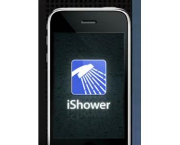 iShower für die schnelle Dusche