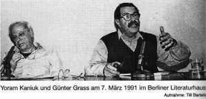 Die Gruppe 47, Günter Grass und die Todesfuge