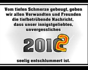 V for Vendetta Jahresrückblick 2