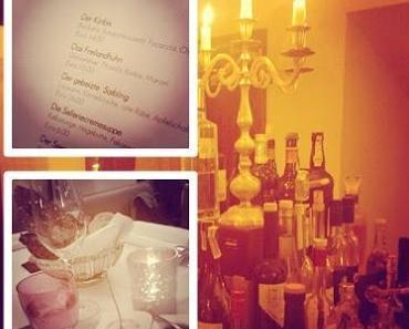 Hill Restaurant ...ein Abend lang König(in) sein!