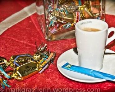 Espresso und Papillotes – zum Abschluss eines guten Festessens