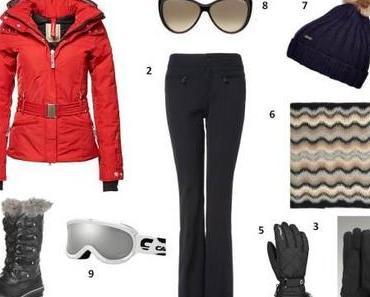 Outfit fürs fesche Skihaserl