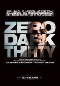 """Kathryn Bigelow zeigt """"Zero Dark Thirty"""""""