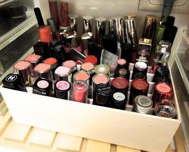 Meine Lippenstiftbox - Ein Blick in Leni´s Badezimmer