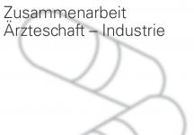 SAMW Richtlinien: Zusammenarbeit Ärzteschaft – Industrie, Überarbeitung 2013, mit Versionsvergleich