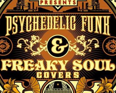 Paris DJs Soundsystem presents Psychedelic Funk & Freaky Soul Covers (free podcast)
