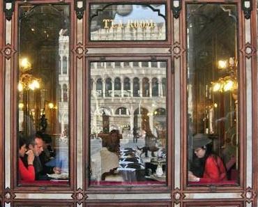 Bella Italia – Venezia – Ein caffè al bar im Caffè Florian zum Aufwärmen