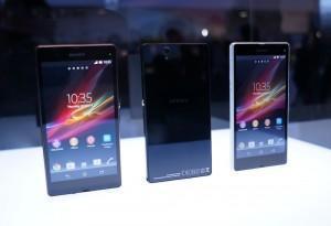 Sony Xperia Z: Der absolute Hit auf der CES 2013
