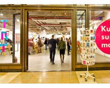 Berlinspiriert Kunst: Der Berliner Kunstsupermarkt