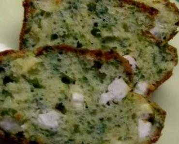 Feta Kräuter Cake