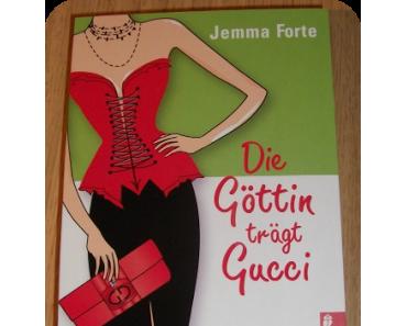 [Rezension] Die Göttin trägt Gucci von Jemma Forte