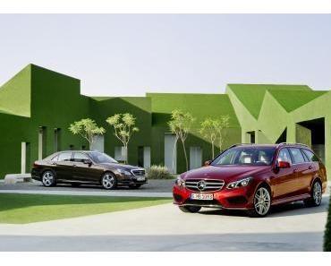 Neue Mercedes-Benz E-Klasse ab April bei den Händlern