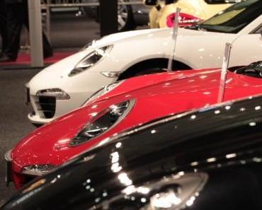 Fotos Vienna Autoshow 2013 Porsche Land Rover Jaguar