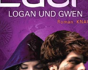 {Rezension} Das verbotene Eden 02: Logan und Gwen und Thomas Thiemeyer