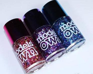 Models Own Mirrorball + Swatches