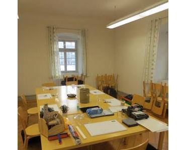 """Workshop """"Wows"""" im Kloster Kirchberg"""