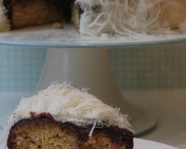 Pismaniyeli Yas Pasta / Torte mit Zuckerfaden
