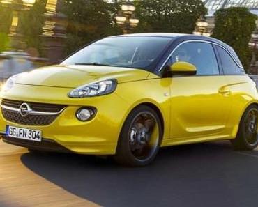 Opel Adam soll Opel zurück zum Erfolg verhelfen
