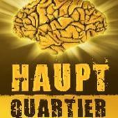 """""""Hauptquartier"""" / Theater Unterm Dach / Melanie Haupt, Vivan Bhatti"""