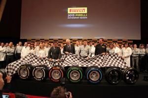 Formel 1: Pirelli präsentiert die Mischungen für die neue Saison