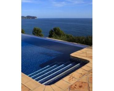 Ein schönes Zuhause mit Pool