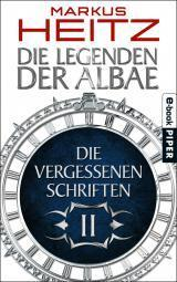 [Rezension] Die Legenden der Albae: Die vergessenen Schriften Teil 2