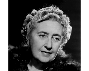 Happy Birthday und chapeau!, Agatha Christie!