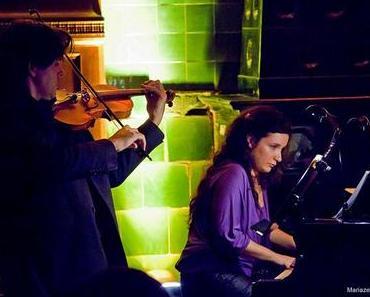 Duo Vienalis spielt Filmmusik im Raiffeisensaal Mariazell