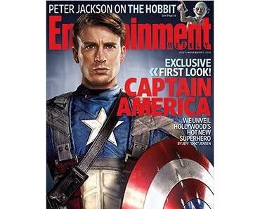 Captain America: Neue Bilder aus dem Film veröffentlicht